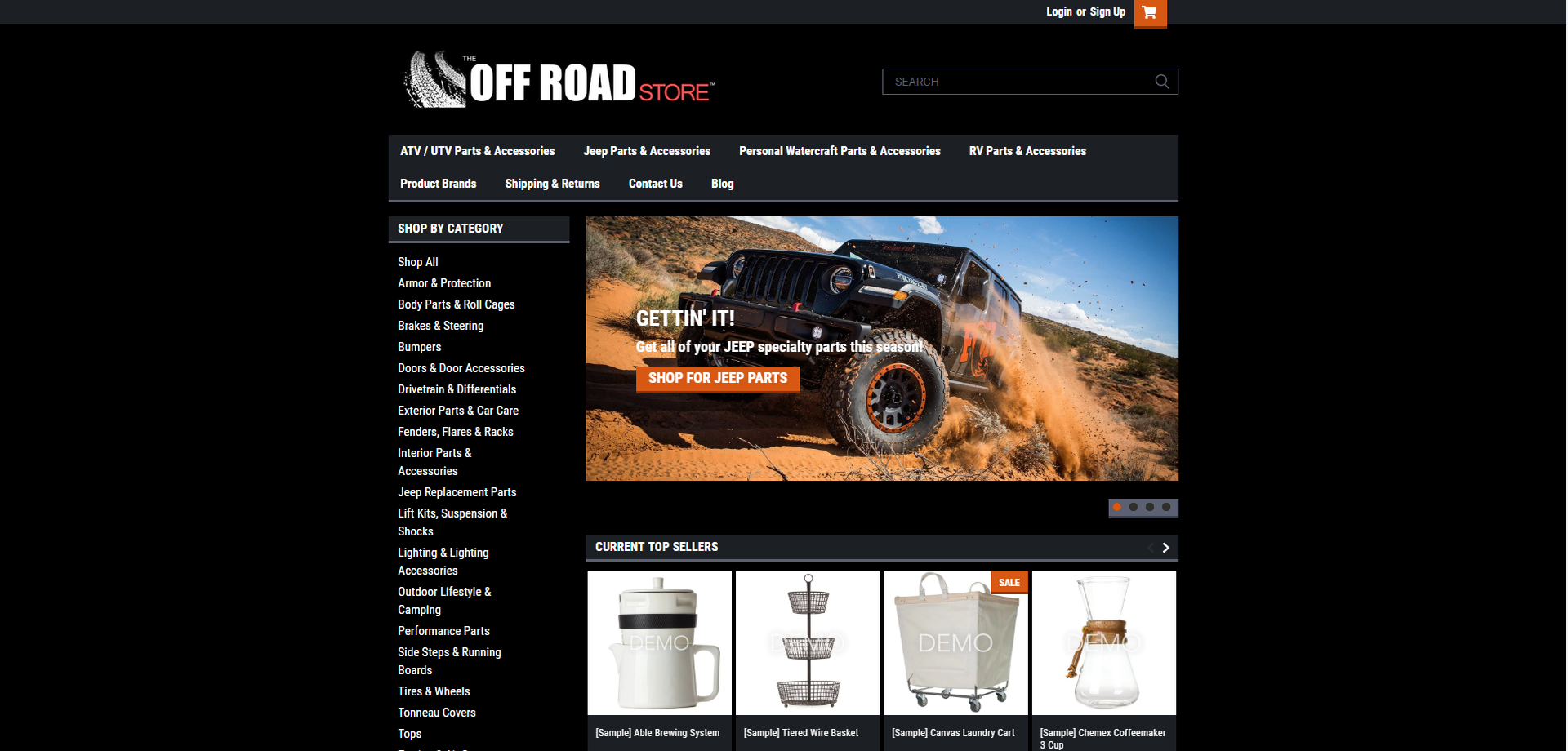 Offroad.store