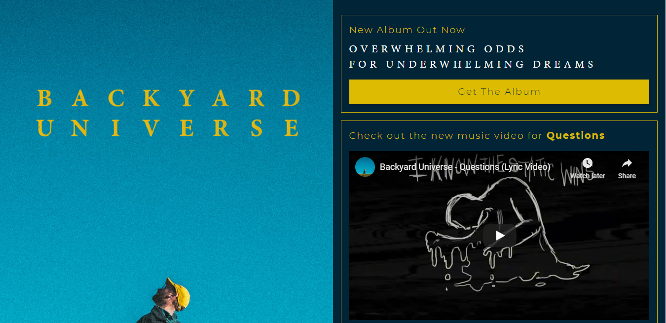 backyard website