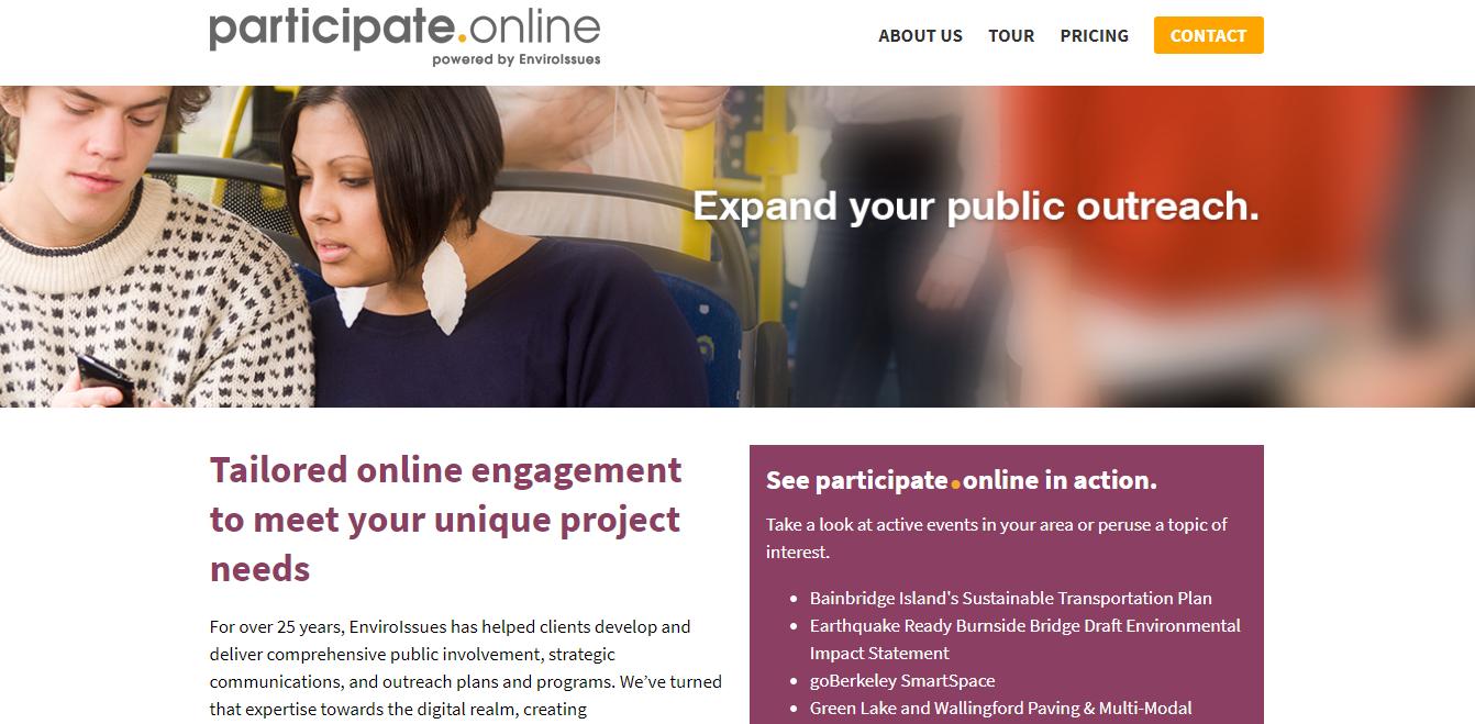 participate.online
